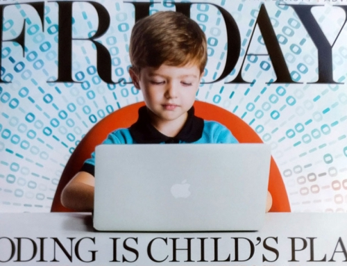 Playful Learning – Is my child too young to Code ?